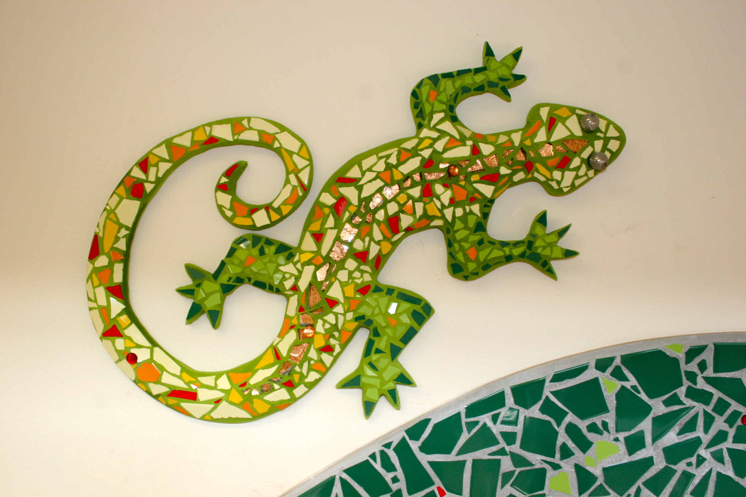 Awesome Gecko Wall Art Model - Wall Art Collections ...